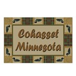 Cohasset Minnesota Loon Postcards (Package of 8)