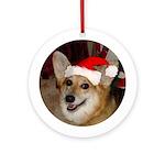Molly Ornament (Round)
