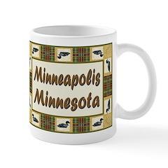 Minneapolis Loon Mug