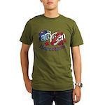 Organic Dark Barcelona T-Shirt