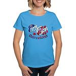 Women's (various colors) Barcelona T-Shirt