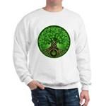 Circle Celtic Tree of Life Sweatshirt