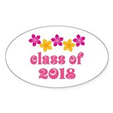 2018 graduation Stickers