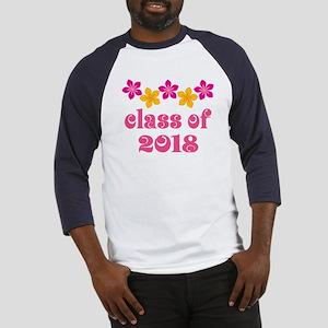 Floral School Class 2018 Baseball Jersey