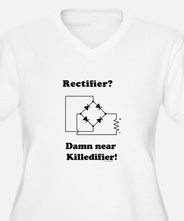 Rectifier Joke Shirt T-Shirt