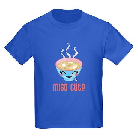 Miso Cute Kids Dark T-Shirt