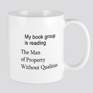 Without Qualities Mug