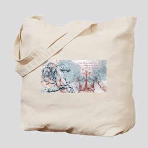 And the Horse He Rode Tote Bag