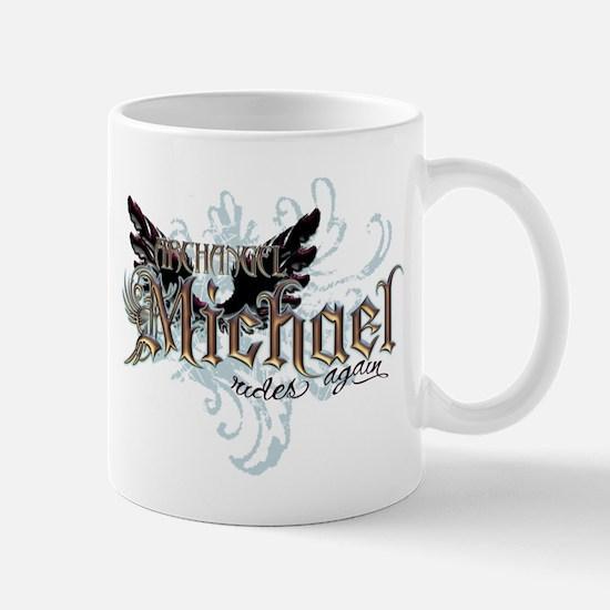 Archangel Michael Rides Again Mug