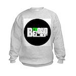Bored Beyond Belief Kids Sweatshirt