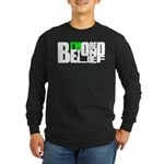 Bored Beyond Belief Long Sleeve Dark T-Shirt
