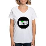 Bored Beyond Belief Women's V-Neck T-Shirt