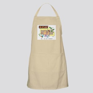 ...you had a accident BBQ Apron