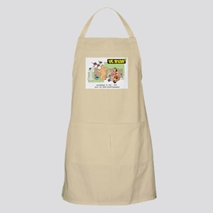 SHORTCHANGED BBQ Apron