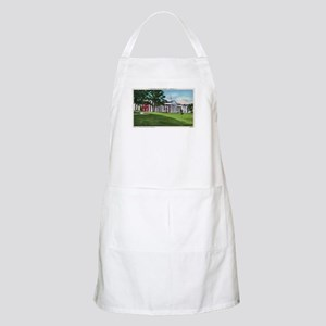 1935 Washington and Lee University Apron