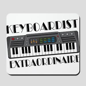 Keyboard Extraordinaire Mousepad