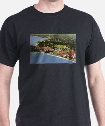 1930's View of Portsmouth T-Shirt