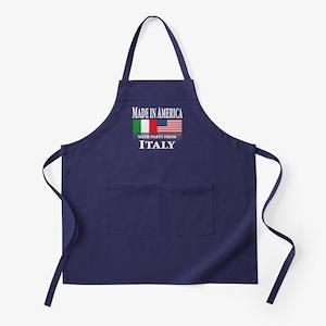 Italian pride Apron (dark)