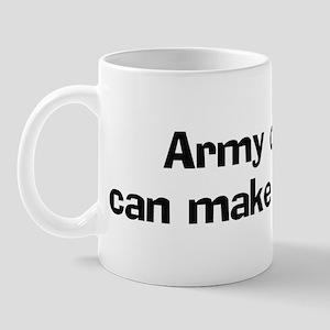 Army cooks can make Mug