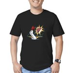 Can! Men's Fitted T-Shirt (dark)