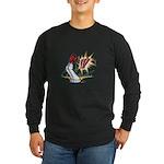 Can! Long Sleeve Dark T-Shirt