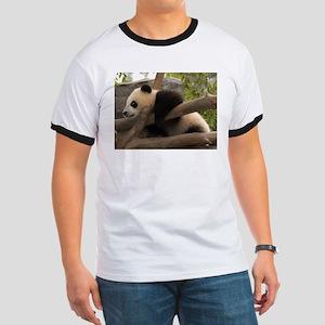 Baby Giant Panda Ringer T