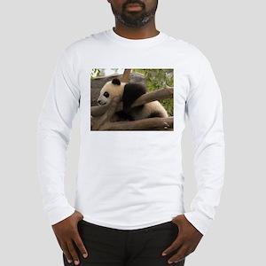 Baby Giant Panda Long Sleeve T-Shirt