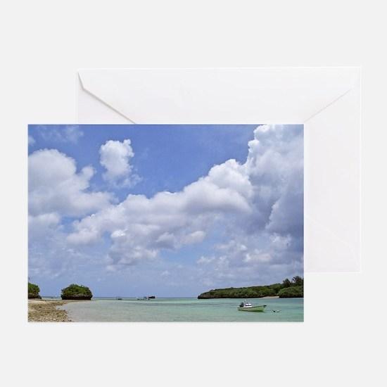 Kabira Bay Greeting Cards (Pk of 10)