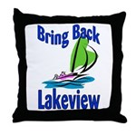 Rebuild Lakeview Throw Pillow