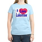 Rebuild Lakeview Women's Pink T-Shirt