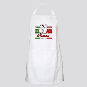 World's Greatest Italian Nonno Apron