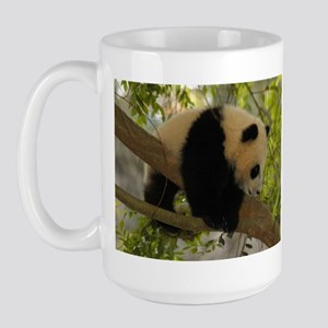 Baby Panda Cub Large Mug