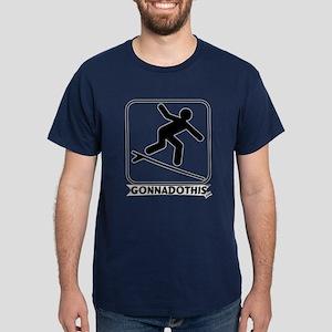 GONNADOTHIS.COM-Surfing- Dark T-Shirt