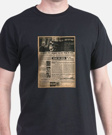 Vintage Self-Defense Ad T-Shirt