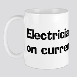 Electricians are up on Mug