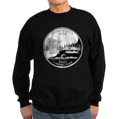 Minnesota Quarter Sweatshirt (dark)