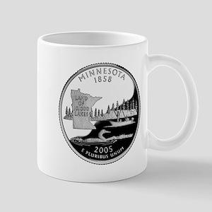 Minnesota Quarter Mug