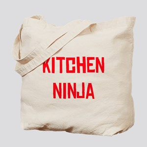 Kitchen Ninja Tote Bag
