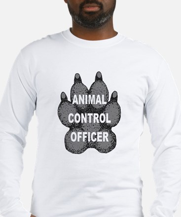 Animal Control Officer Long Sleeve T-Shirt