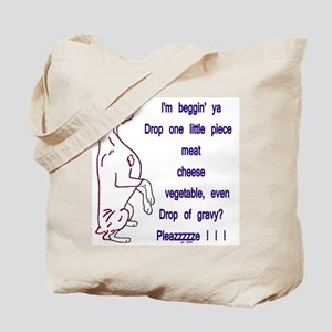 Food Pleazzzze Tote Bag