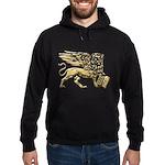 Lion of St. Mark Hoodie (dark)