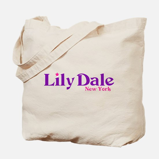 Lily Dale New York Tote Bag