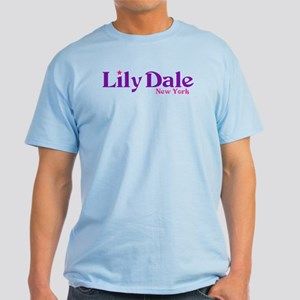 Lily Dale New York Light T-Shirt