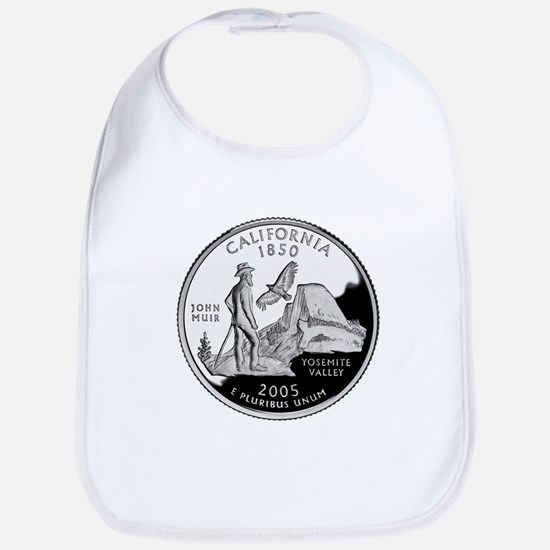 California Quarter Bib