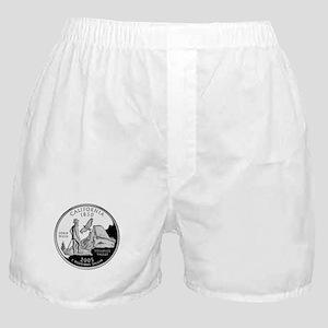 California Quarter Boxer Shorts