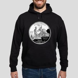 California Quarter Hoodie (dark)