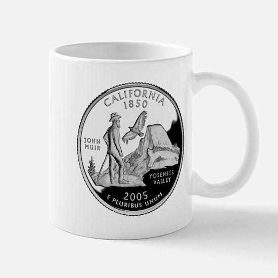 California Quarter Mug