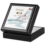 Monhegan Rocks Keepsake Box