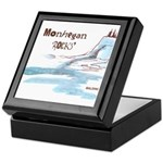 "Monhegan ""Rocks"" Keepsake Box"