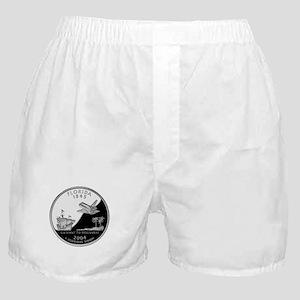 Florida Quarter Boxer Shorts